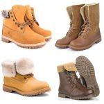 Красивые ботинки – Зимние ботинки женские – как выбрать молодежные, классические или спортивные с мехом