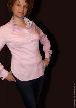 Рубашка с манжетами – Рубашка с манжетами на запонках – купить в интернет-магазине на Ярмарке Мастеров с доставкой — 94QFDRU