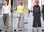 Широкие брюки короткие название – как называются и с чем носить женские короткие брюки