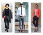 Стиль одежды спортивный мужской – спортивный, деловой, классический, милитари, casual и другие. Какой стиль мужской одежды вам подходит?