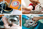 Запах от обуви как избавиться – Запах от обуви: эффективные советы и проверенные временем методики, как избавиться от неприятного аромата