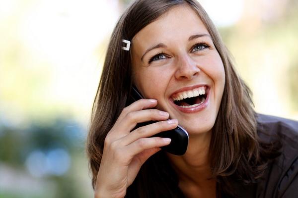 Телефонный разговор с девушкой – О чём говорить с девушкой по телефону в первый раз: темы разговора и примеры