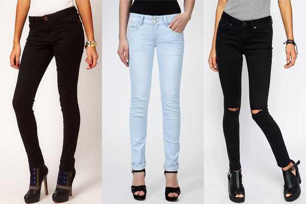 bdc64daf371 Брюки с низкой посадкой – Стильные варианты джинсов с низкой ...