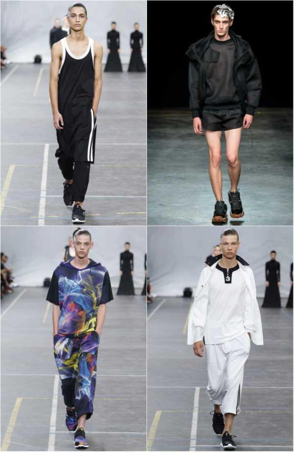 31f9bc83467 Мода в 2018 году расширяет возможности спортивного стиля. Одежда в стиле  спорт-шик предлагает использовать ранее недопустимые сочетания спортивных  вещей и ...