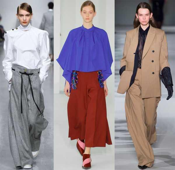 81538ec1679 Как называются женские широкие брюки – Главное о женских брюках ...