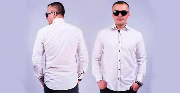 9be6350adb7 Как носить мужчине рубашку на выпуск – Виды мужских рубашек ...