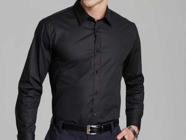 4087936cebf Стильные молодежные приталенные рубашки способны привнести в образ  изюминку