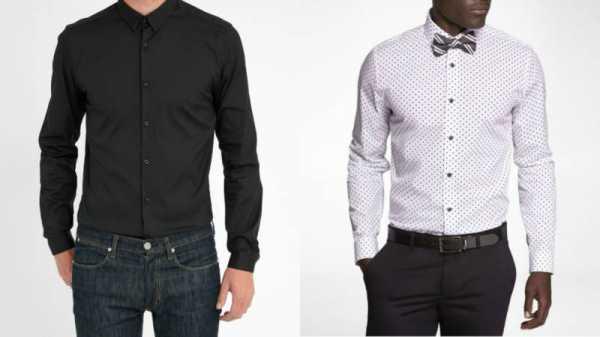 e353d6c9b2b Как приталить рубашку мужскую – Мужские модные рубашки приталенные ...