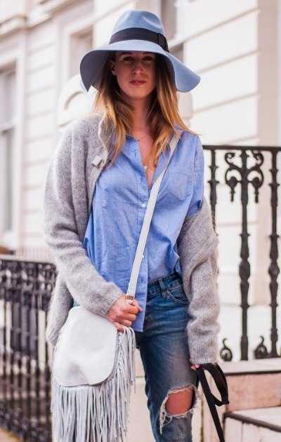 Стиль кэжуал в одежде для женщин 2017 противостоит скучному  официально-деловому стилю, который так часто требует дресс-код офиса. 8f1c1212293