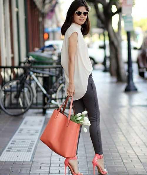 07d05cd9929 Кежуальные фото – варианты кэжуала в одежде для женщин до и после 40 ...