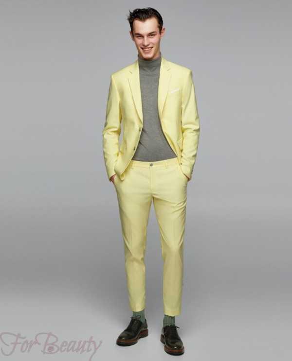 581791d9f3a7 И носить можно каждый компонент отдельно, поэтому такой костюм очень  многофункциональный. Здесь тоже можно играться с текстурами и цветами,  главное не ...