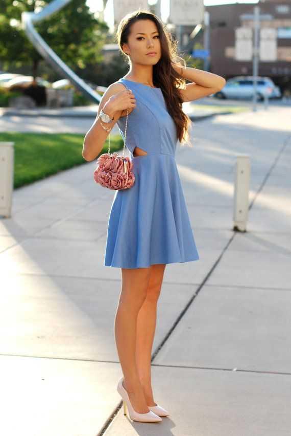 2a1f69583a9 Платье кэжуал – варианты кэжуала в одежде для женщин до и после 40 ...