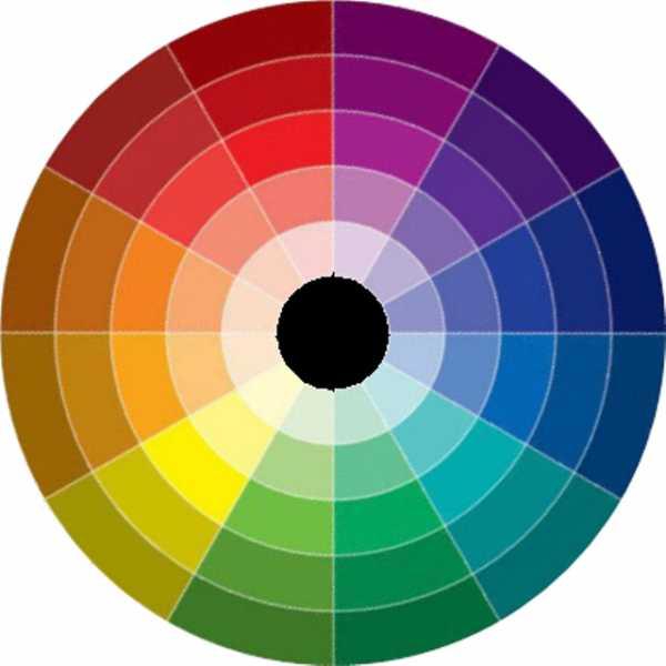 f6b549f12dae5 Самой простой способ сочетания цвета – монохромный (сочетание оттенков  одного цвета).