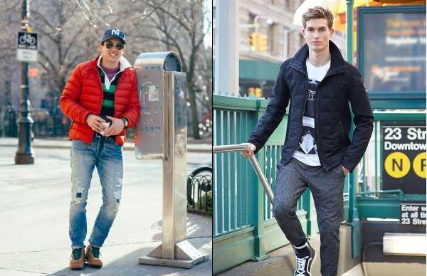 33edfe8ef0a Также популярны теннисные брюки и спортивные штаны классического кроя  (яркий пример ...