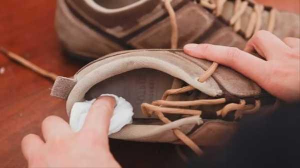 Симптомы попадания плесени в обуви