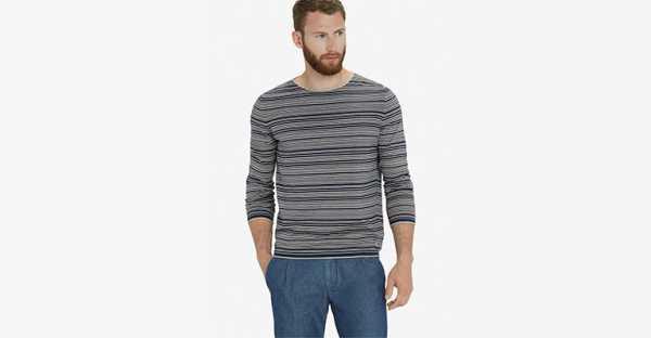 6219264e52c Пуловеры делают из особого материала. Пуловер принято считать – тонкой  кофтой. Вяжется